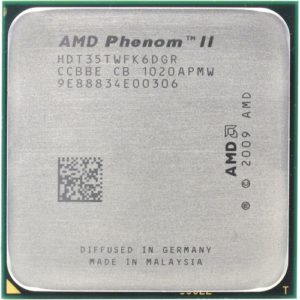 AMD Phenom II X6
