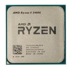 Ryzen 5 2400G