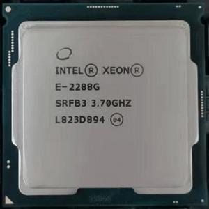 Intel Xeon-E 2288G [8c-16t] (5.0GHz)