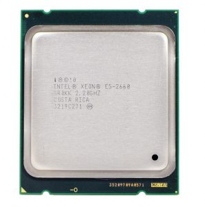 Intel Xeon E5-2660 [16c-32t] (3.0GHz)
