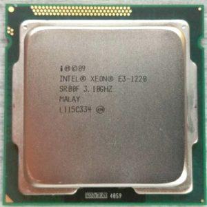 Xeon E3-1220v1